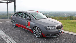 ok-chiptuning gives two faces to skoda superb