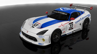 Riley Technologies Dodge Viper GT3-R Continues Preparation For 2014