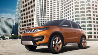 Suzuki Unveils iV-4 Compact SUV Concept In Frankfurt