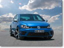 Volkswagen Golf R Celebrates World Premiere In Frankfurt