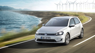 Frankfurt Motor Show: Volkswagen e-Golf And e-Up!