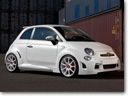 Zender Abarth 500 Corsa Stradale - 236HP and 335Nm