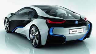 2014 BMW i8 [video teaser]