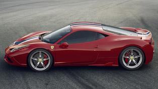 Ferrari 458 Speciale [video]
