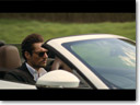 "David Gandy Launches ""Escapism"" Short Film Featuring Jaguar F-TYPE Convertible"
