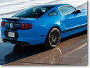 2014 Ford Mustang SVT Shelby GT500 - Nurburgring Lap 7:39