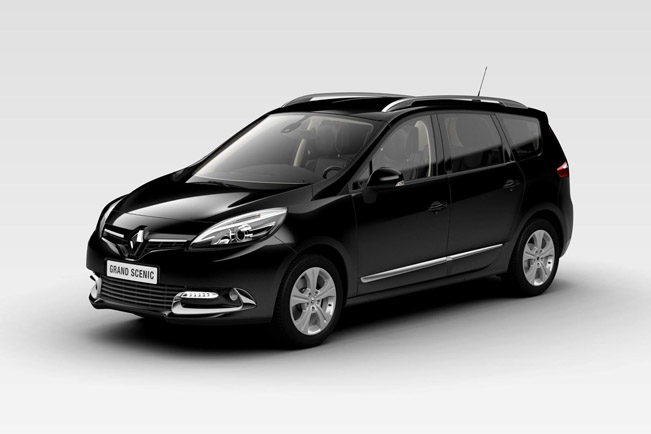 2013 Renault Scenic Lounge Limited Edition