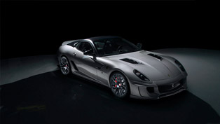 new photoshoot for vorsteiner ferrari 599-vx coupe