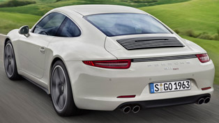Porsche 911 50th Anniversary Edition - US Price $124,100