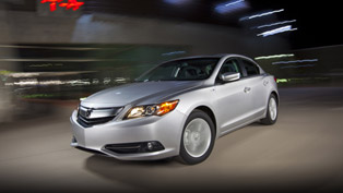 2014 Acura ILX Hybrid Goes On Sale Today