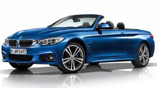 2014 BMW 4-Series Convertible - US Price $49,675
