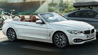 2014 BMW 4-Series Convertible [leak images]