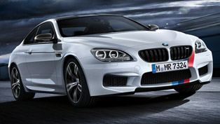 2014 BMW M5 and M6 - ///M Performance Accessories