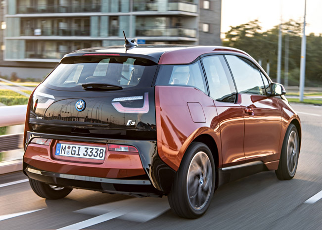 2014 Bmw I3 Us Full Details And Price 41 350