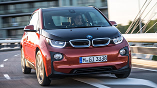 2014 BMW i3 US - Full Details and Price $41,350