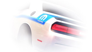 TEASER: Chrysler Previews The New Mopar '14