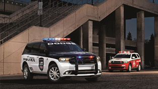 2014 Durango Special Service SUV Joins Dodge's Range Of Fleet Vehicles