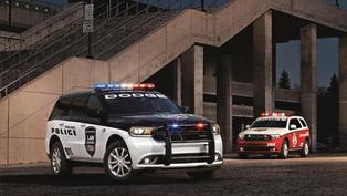 2014 Durango Special Service SUV Joins Dodge's Range Of Fleet Vehicles