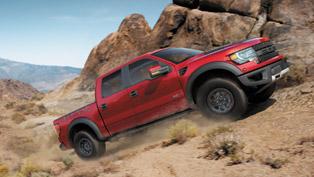 2014 ford f-150 svt raptor se named off-road truck of texas