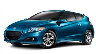 2014 Honda CR-Z Goes On Sale
