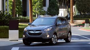 2014 Hyundai Tucson Gets Refreshed