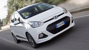 2014 Hyundai i10 - The New Generation