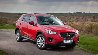 Mazda CX-5 SE-L Lux Models Join The CX-5 Line-Up