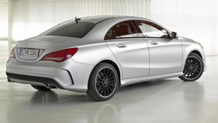 2014 Mercedes-Benz CLA - Exterior Design [video]