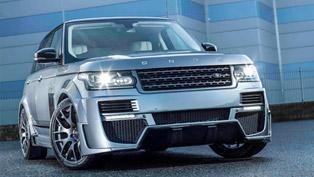 ONYX Unveils 2014 Range Rover Aspen Edition