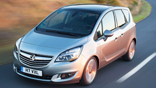 2014 Opel Meriva Facelift [video]