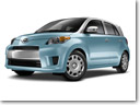 2014 Scion xD Offered In Two Tone Exterior