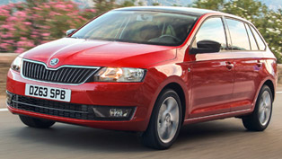 2014 Skoda Rapid Spaceback - Price £14,340