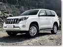 2014 Toyota Land Cruiser - Price £34,995