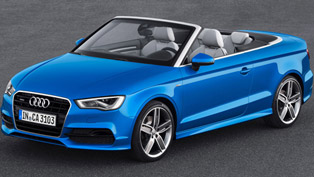 2014 Audi A3 Cabriolet - Hits the Market Next Spring
