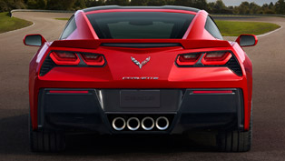 2014 Chevrolet Corvette Stingray - 1/4 mile in 12.23 seconds with 185 km/h