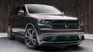 Dodge ft. Ron Burgundy - The 2014 Durango [videos]