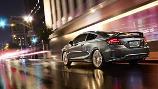 2014 Honda Civic Si Coupe Teased Ahead Of SEMA Debut