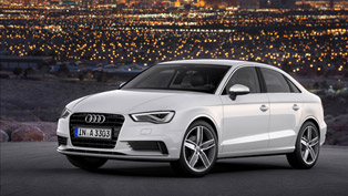 2015 Audi A3 Sedan Hits The U.S. Market [VIDEO]