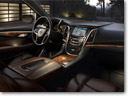 Interior Of 2015 Cadillac Escalade Teased