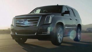 2015 Cadillac Escalade [leak images]