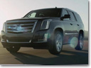 2015 Cadillac Escalade [leak images]