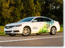 Chevrolet To Introduce Impala Bi-Fuel CNG Next Year
