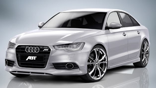 ABT Audi AS6 at SEMA