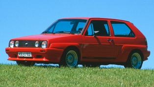 abt volkswagen golf ii - 30th anniversary