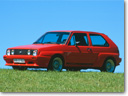 ABT Volkswagen Golf II - 30th Anniversary