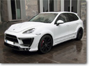 Anderson Germany Porsche Cayenne II White Dream Edition