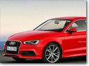 Audi A3 Coupe render