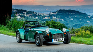 caterham launches seven 160