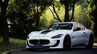 DMC Shows The Maserati Gran Turismo Stradale SOVRANO