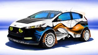 Ford At 2013 SEMA Show